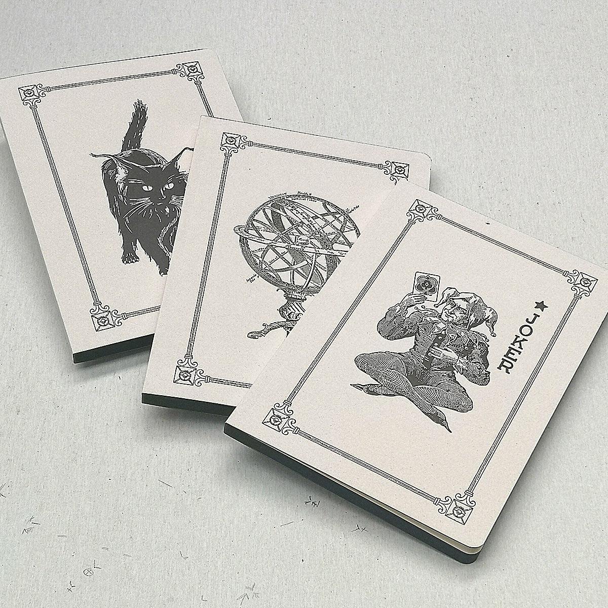 Diari e taccuini personalizzati con disegni originali